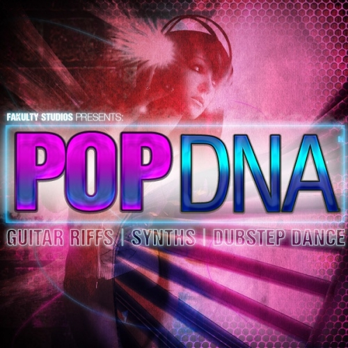 Fakulty Studios Pop DNA WAV-KRock