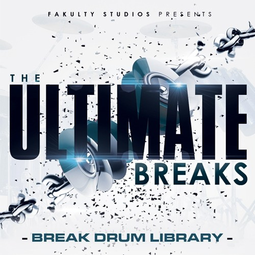Fakulty Studios The Ultimate Breaks ACID WAV-MAGNETRiXX