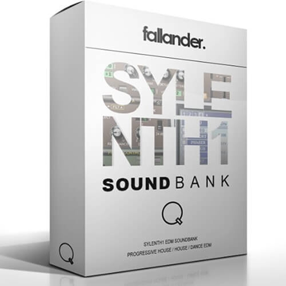 Fallander Sylenth1 Soundbank Vol.1 FXP FXB