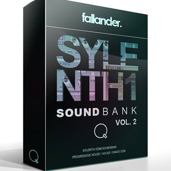 Fallander Sylenth1 Soundbank Vol.2 FXP FXB