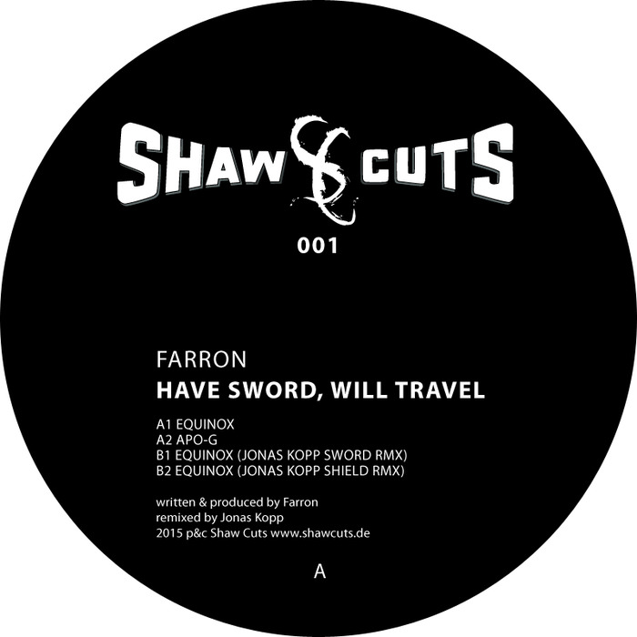 Farron – Have Sword, Will Travel [SC001]