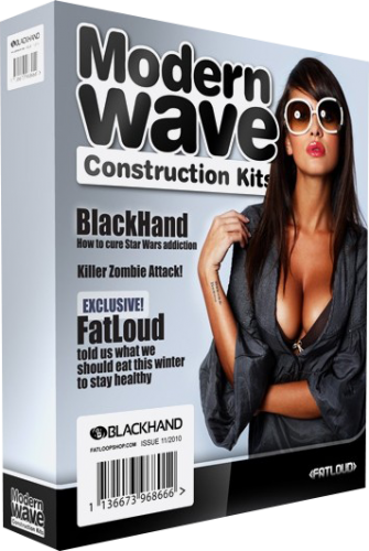 FatLoud Modern Waves Construction Kits Vol.1 MULTiFORMAT-DISCOVER