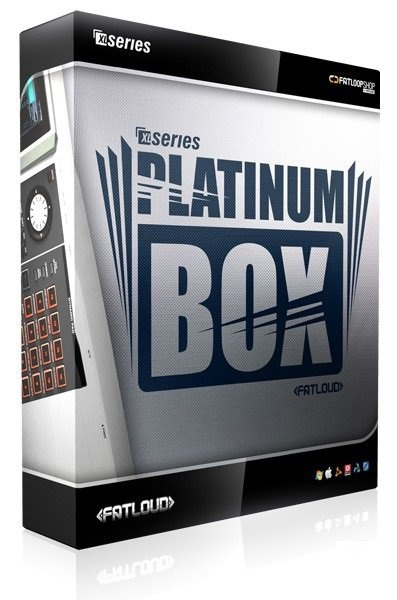 FatLoud XL Series Platinum Box MULTIFORMAT SCD-AudioP2P