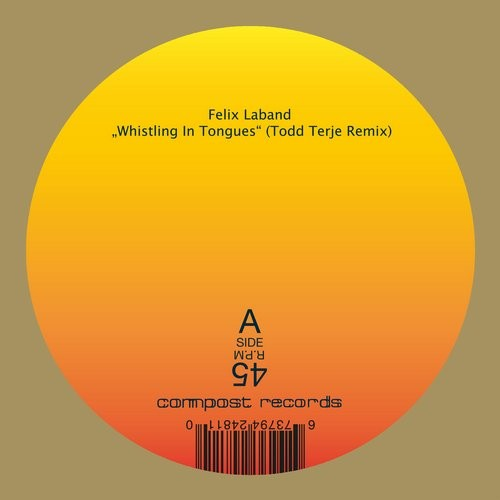 Felix Laband, Beanfield – Whistling In Tongues / Tides EP [CPT4813]