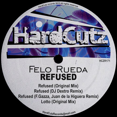 Felo Rueda - Refused [HCZR171]