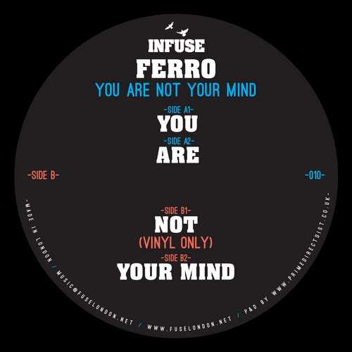 Ferro - You Are Not Your Mind [INFUSE 010]