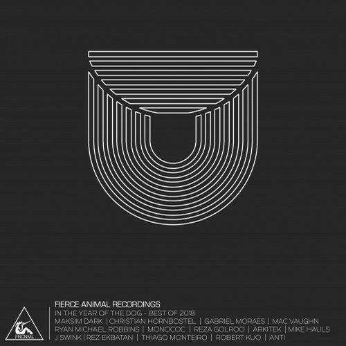 VA - Fierce Animal Recordings In The Year of The Dog Best of 2018 [FRCNML246]