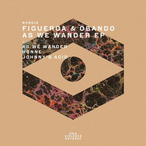 Figueroa, Obando - As We Wander EP [NVR013]