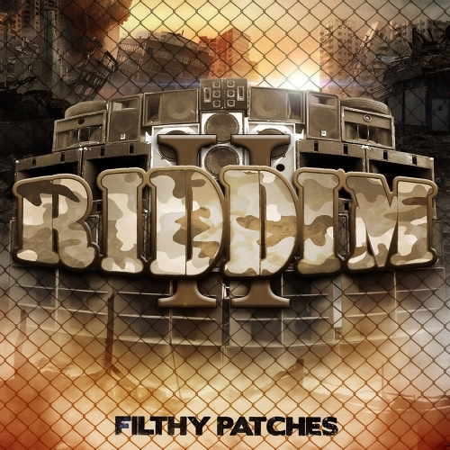 Filthy Patches RIDDIM II WAV SERUM-AUDIOSTRiKE