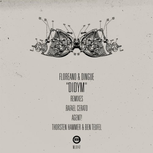 Floreano, Dingue – Didym (Remixes) [MIR047]