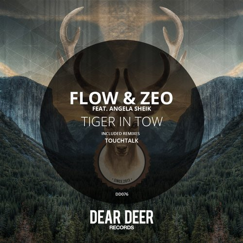 Flow & Zeo, Angela Sheikh – Tiger In Tow [DD076]