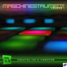 Fluxwithit Maschinestrument Vol 1 Maschine Expansion-MAGNETRiXX