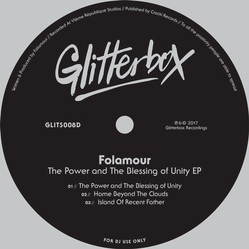 Folamour - The Power and The Blessing of Unity [GLITS008D]