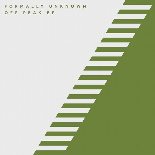 Formally Unknown - Off Peak EP [17STEPS022BD]