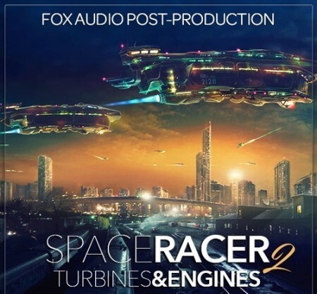 Fox Audio Post Production Space Racer 2 Turbines And Engines WAV