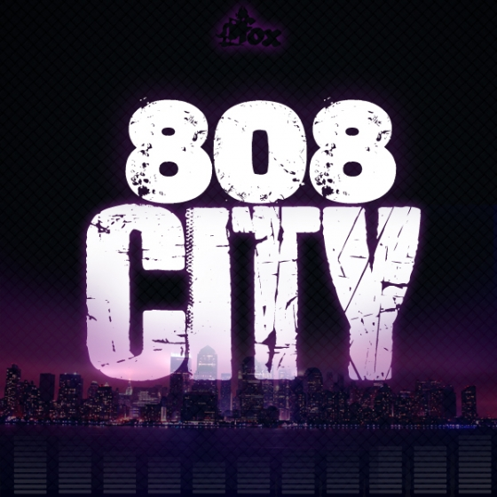 Fox Samples 808 City WAV MiDi