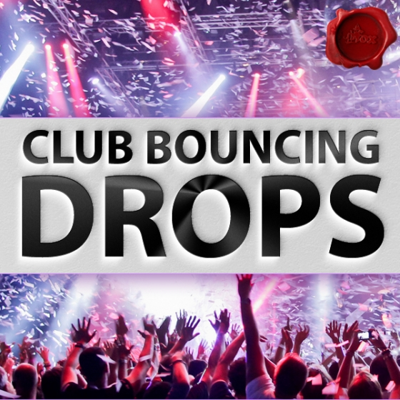 Fox Samples Club-Bouncing Drops WAV MiDi