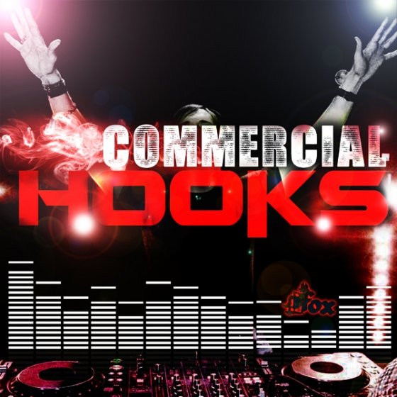 Fox Samples Commercial Hooks WAV MiDi