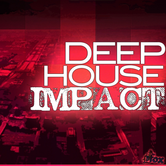 Fox Samples Deep House Impact WAV MiDi