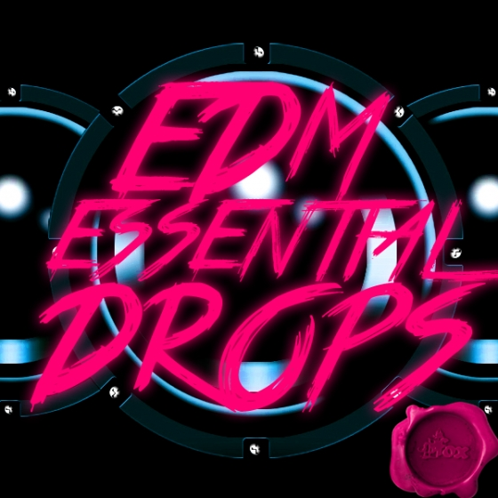 Fox Samples EDM Essential Drops WAV MiDi