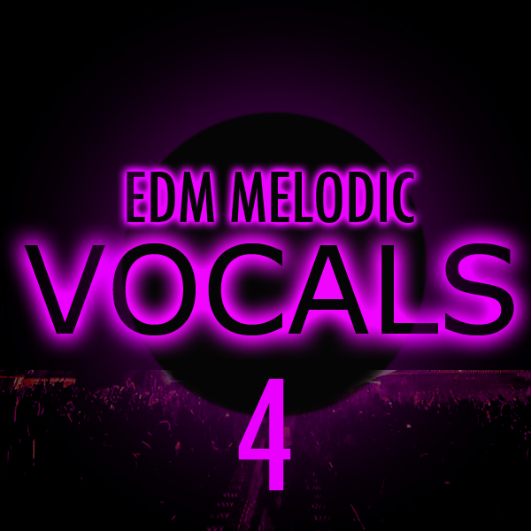 Fox Samples EDM Melodic Vocals Vol.4