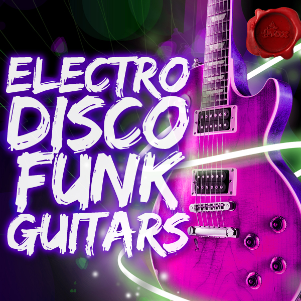 Fox Samples Electro Disco Funk Guitars