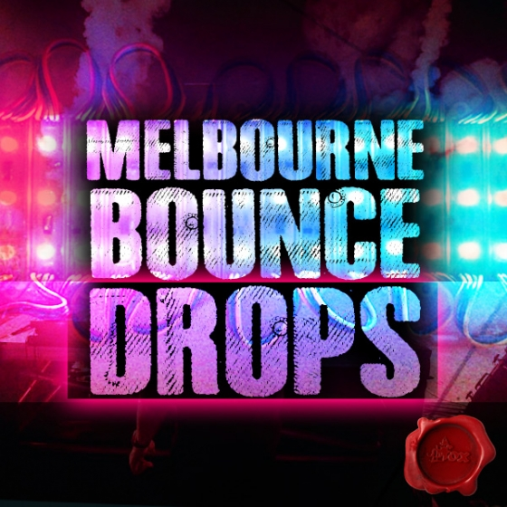 Fox Samples Melbourne Bounce Drops WAV MiDi-AUDIOSTRiKE