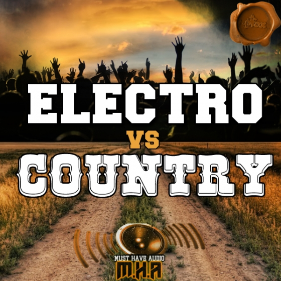 Fox Samples Must Have Audio Electro vs Country WAV MiDi