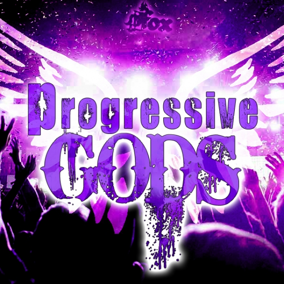 Fox Samples Progressive Gods WAV MiDi