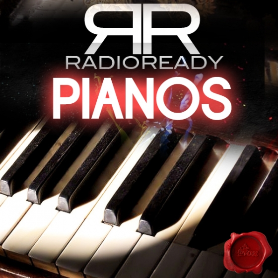 Fox Samples Radio Ready Pianos WAV MiDi