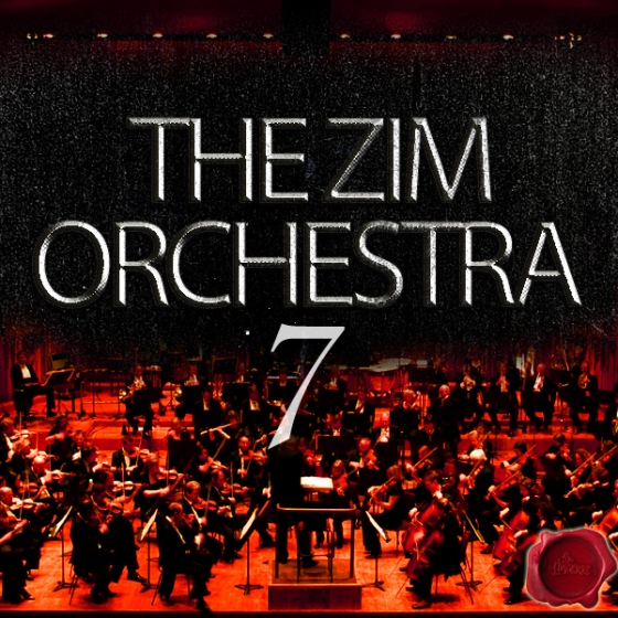 Fox Samples The Zim Orchestra 7 WAV MiDi-AUDIOSTRiKE