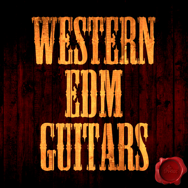 Fox Samples Western Edm Guitars