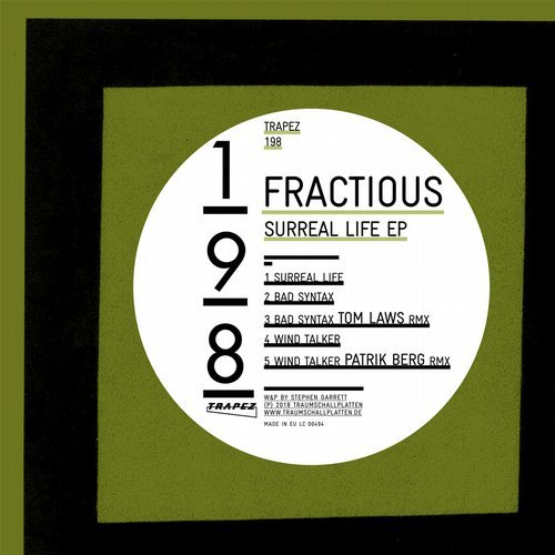 Fractious - Surreal Life EP [TRAPEZ198] [WAV]