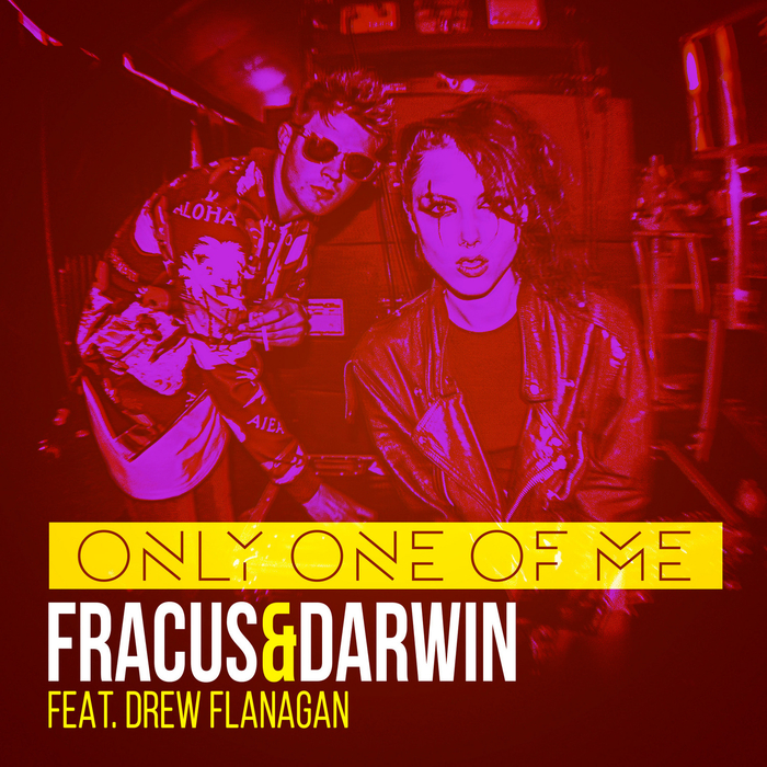 Fracus & Darwin - Only One Of Me [AMBDS 15009]