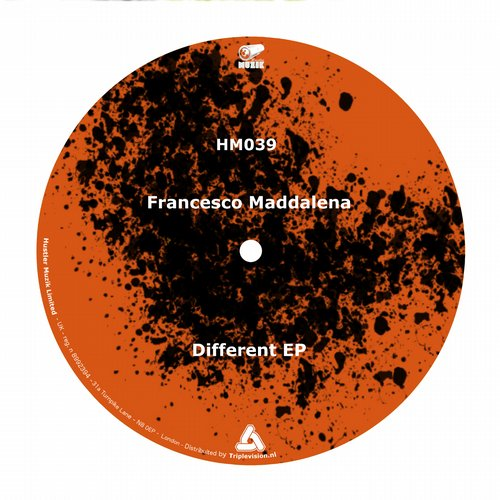 Francesco Maddalena - Different EP [HM039]