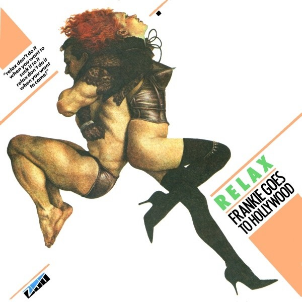Frankie Goes To Hollywood Relax Multitrack WAV