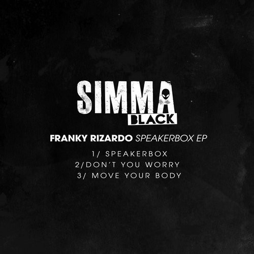 Franky Rizardo – Speakerbox EP [SIMBLK066A]