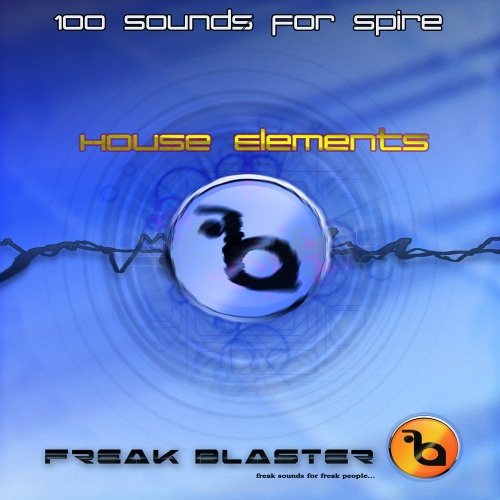 Freak Blaster House Elements for Spire
