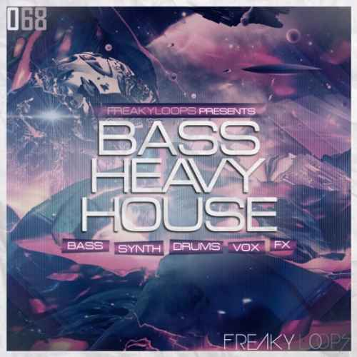 Freaky Loops 068 Bass Heavy House