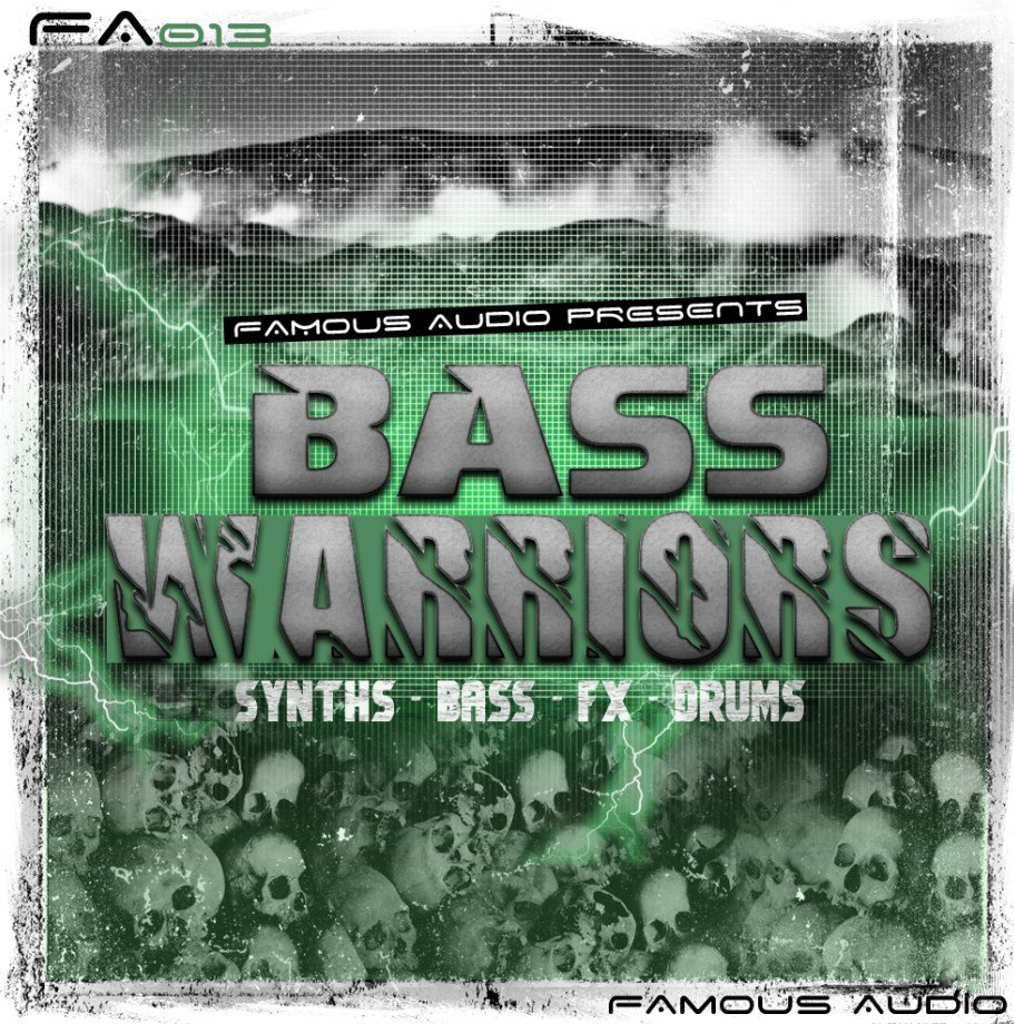 Freaky Loops Bass Warriors ACID WAV-QUAKEAUDIO