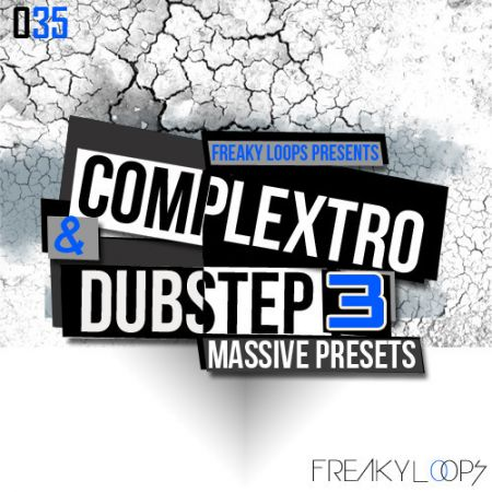 Freaky Loops Complextro and Dubstep 3 MASSIVE PRESETS-MAGNETRiXX