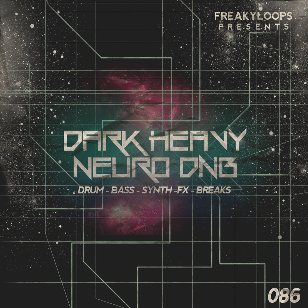 Freaky Loops Dark Heavy Neuro DnB