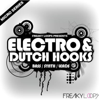 Freaky Loops Electro and Dutch Hooks WAV-KRock