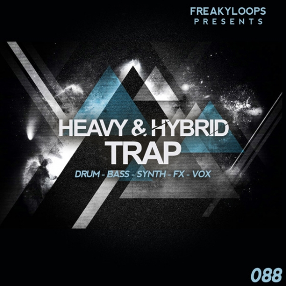 Freaky Loops Heavy and Hybrid Trap WAV-AUDIOSTRiKE