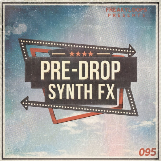 Freaky Loops Pre-Drop Synth FX WAV
