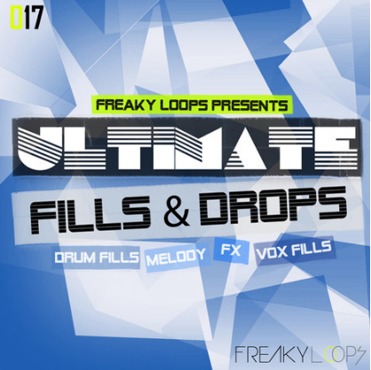 Freaky Loops Ultimate Fills and Drops ACID WAV-KRock