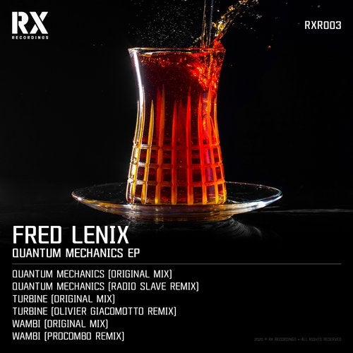 Fred Lenix – Just A Machine EP [ELV142]