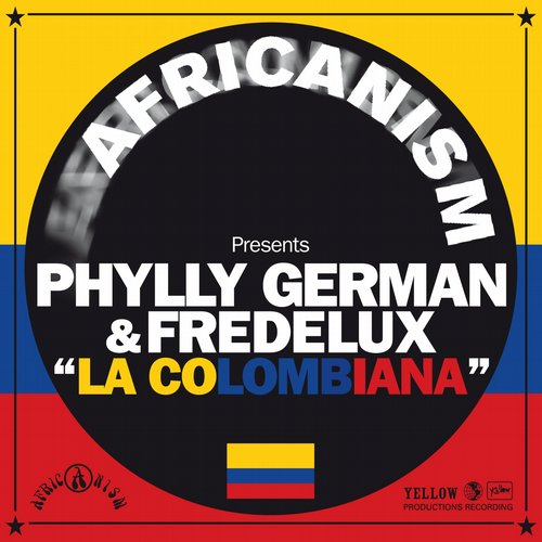 Fredelux, Phylly German - La Colombiana [YP 347]