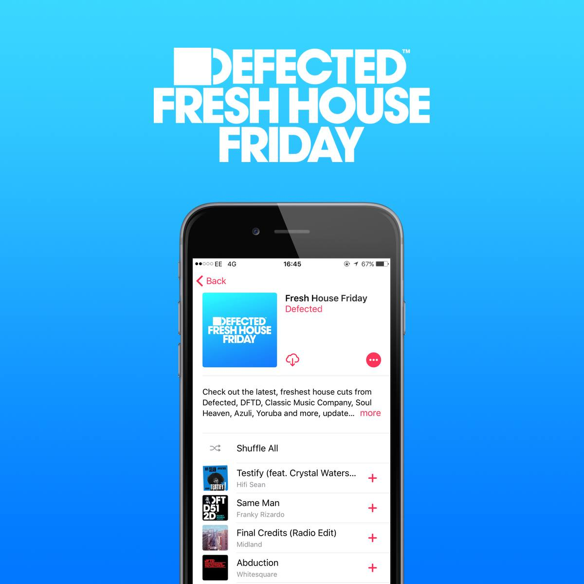 Fresh House Friday By Defected (2018-04-27)