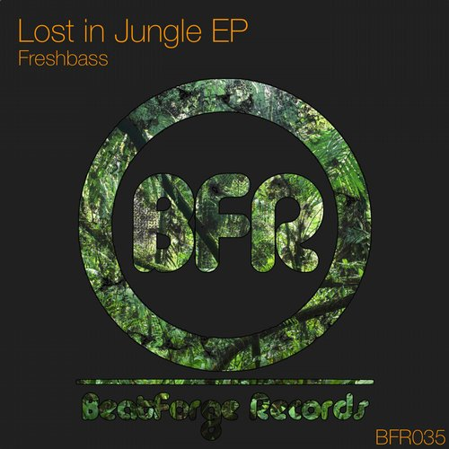 Freshbass - Lost In Jungle EP [100953 36]